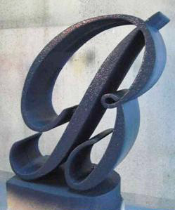 ficticio logotipo ballantines