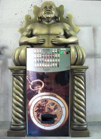 Figura Budha para restaurante