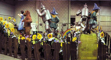 Carrozas El Mago de Oz