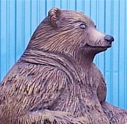 ficticio oso pardo