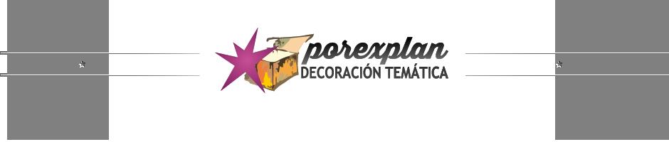 POREXPLAN ESTUDIO-TALLER DE ESCULTURA, DECORADOS Y TEMATIZACIÓN